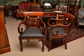 03508-Antique-William-IV-Mahoganyy-Armchairs-C1830---pair-3