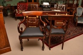 03508-Antique-William-IV-Mahoganyy-Armchairs-C1830---pair-4