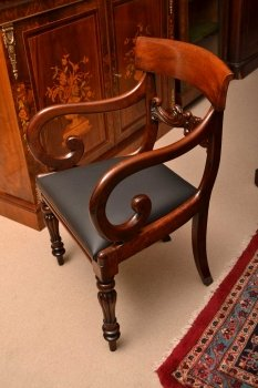 03508-Antique-William-IV-Mahoganyy-Armchairs-C1830---pair-6