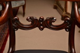 03508-Antique-William-IV-Mahoganyy-Armchairs-C1830---pair-9