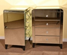 03617-Pair-Art-Deco-Mirrored-Bedside-Cabinets-Tables-Chest-6