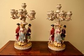 03875a-Superb-Pair-Hand-Painted-German-Dresden-Candelabras-3
