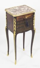 Antique Napoleon III Table en Chiffoniere G.Trollope & Sons 19th C