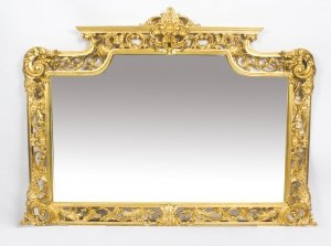 Antique Mirrors Antique Gilded Mirrors Giltwood