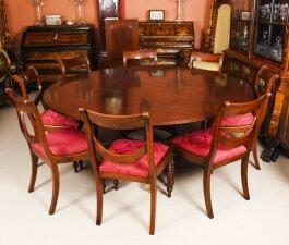 Antique Dining Table Chair Sets Regent Antiques