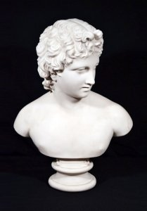 Stunning Marble Bust Young Roman Boy | Ref. no. 04930 | Regent Antiques