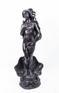 Venus by Botticelli Lage Bronze Sculpture