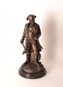 Napoleon Bronze After Alfred Boucher