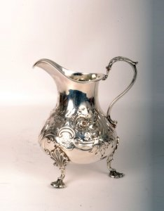 Antique Victorian Silver Cream Jug | Antique Silver Jug | Ref. no. 05539 | Regent Antiques