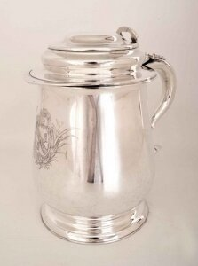 &quot Benjamin Franklin Tankard&quot by Franklin Mint 1978
