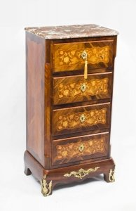 Antique French Rosewood Secretaire Chest c.1860 | Ref. no. 06501