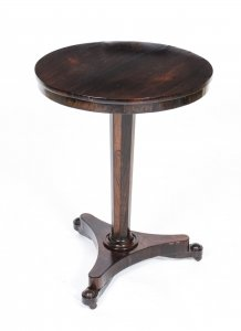 Antique Regency Rosewood Occasional Table c.1820 | Ref. no. 07004