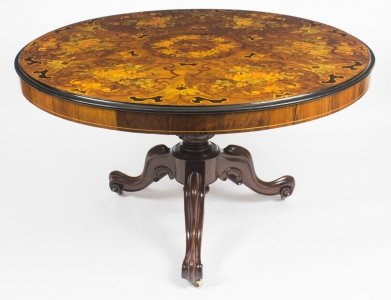 Antique marquetry table | Ref. no. 07827 | Regent Antiques