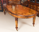 10ft Oval Marquetry Bespoke Dining Table | Regent Antiques | Ref. no. 00059 | Ref. no. 00059 | Regent Antiques