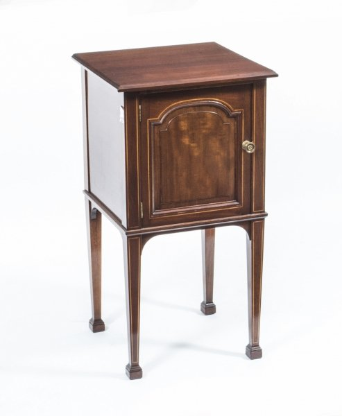 Antique Inlaid Mahogany Cabinet by Gillows 1897 | Ref. no. 05713b | Regent Antiques