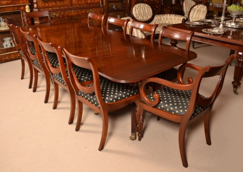 Vintage Dining Table Ref No 05836a Regent Antiques
