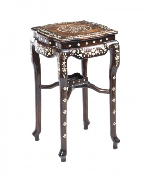 Antique Chinese Rosewood Ref No