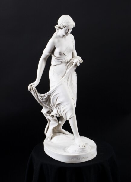 A Marble Sculpture of a Classical Figure | Ref. no. 07010 | Regent Antiques