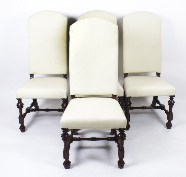 High back dining chairs | Ref. no. 08437c | Regent Antiques