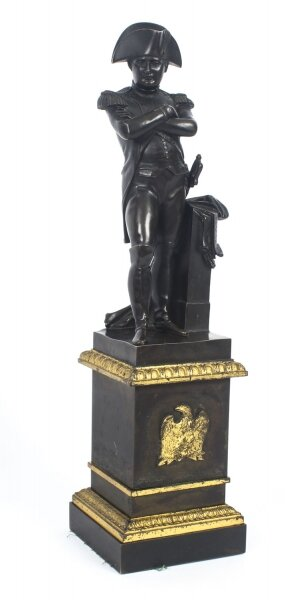 Antique Library Bronze of Napoleon Bonaparte 19th Century | Ref. no. 09006 | Regent Antiques