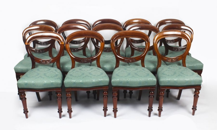 Victorian dining chairs | Ref. no. 09037 | Regent Antiques