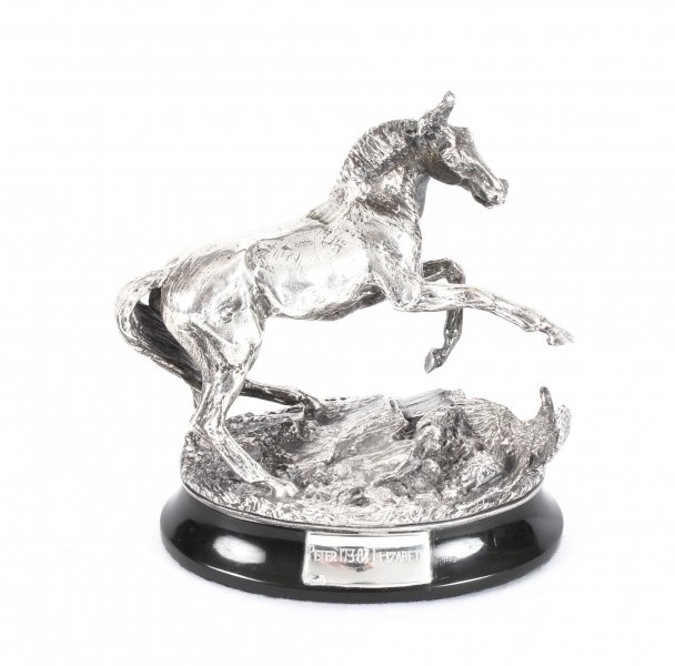 Sterling Silver Figure of a Horse London Import Jubilee Marks 1977 | Ref. no. 09927 | Regent Antiques