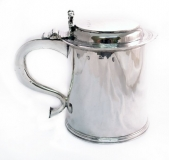 04909-Antique-Charles-II-English-Silver-Tankard-1669-I.K.