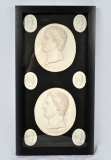 04937-Beautiful-set-of-marble-intaglios-depicting-Caesar