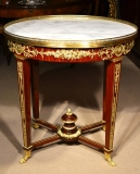 04923-French-Empire-White-Marble-Occasional-Centre-Table